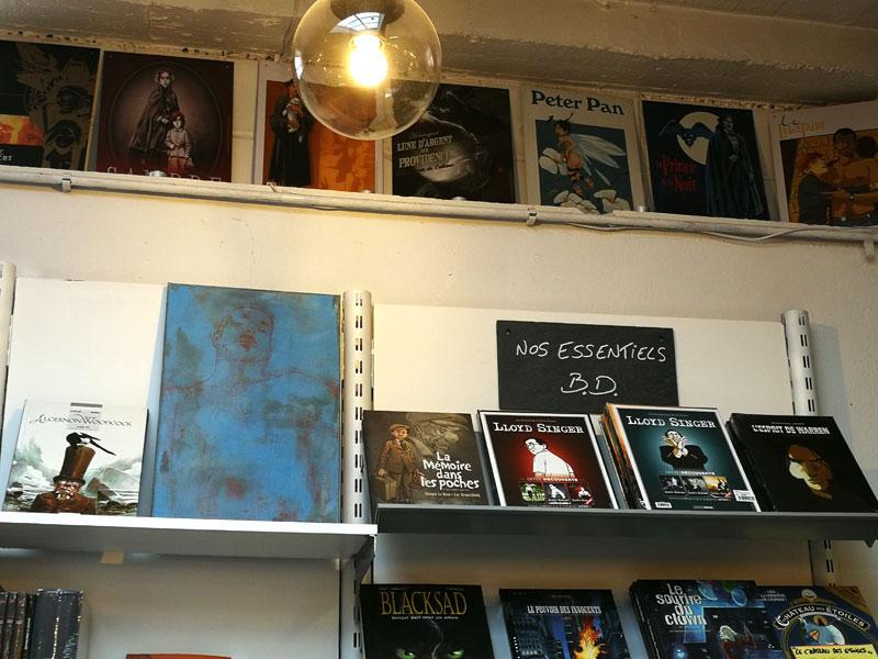 irene tétaz, libraire jaune